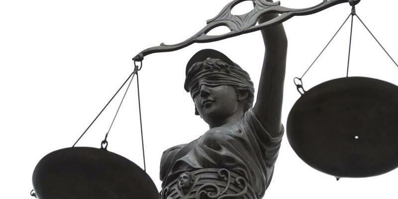 Justitia - Foto: David-Wolfgang Ebener/Archiv