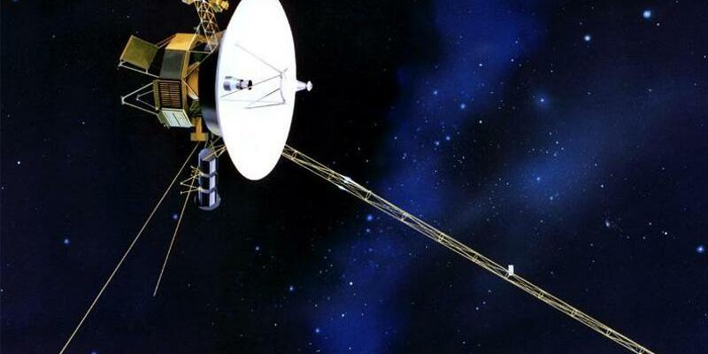 Voyager 1 - Foto: NASA