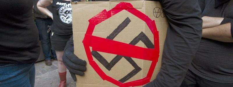 Protest gegen Rechtsextreme - Foto: Robin Rayne Nelson