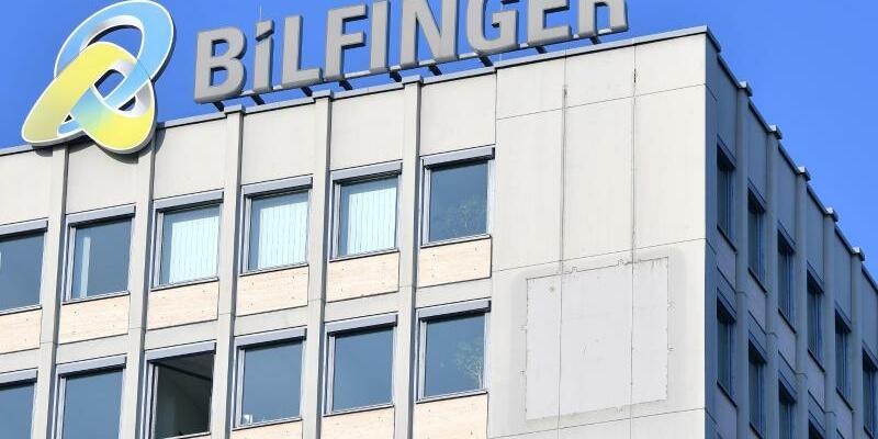 Bilfinger - Foto: Uwe Anspach/Archiv