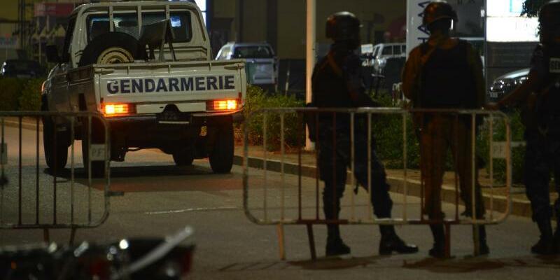Angriff in Ouagadougou - Foto: Ahmed Ouoba