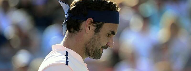 Rückenprobleme - Foto: Roger Federer sagte für das Turnier in Cincinnati ab. Foto:Paul Chiasson