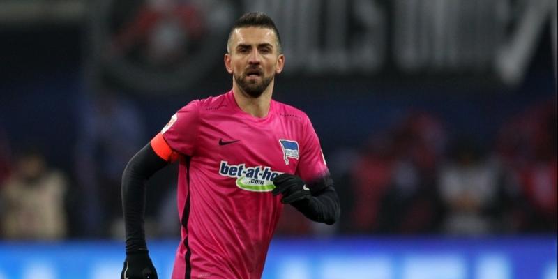 Vedad Ibisevic (Hertha BSC) - Foto: über dts Nachrichtenagentur