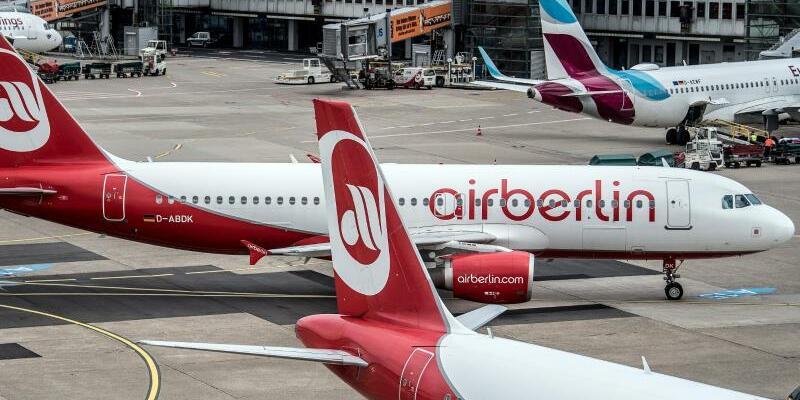 Air Berlin - Foto: Federico Gambarini