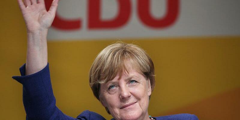 Wahlkampfauftritt - Foto: Oliver Berg