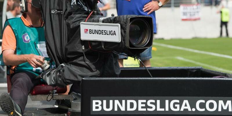 Bundesliga - TV-Kamera - Foto: Sebastian Kahnert