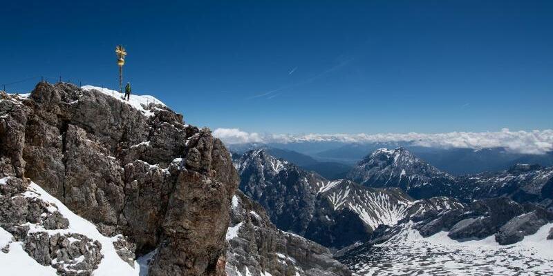 Zugspitze - Foto: Sven Hoppe