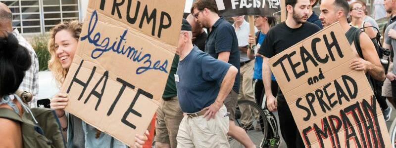 Protest in Philadelphia - Foto: Ricky Fitchett