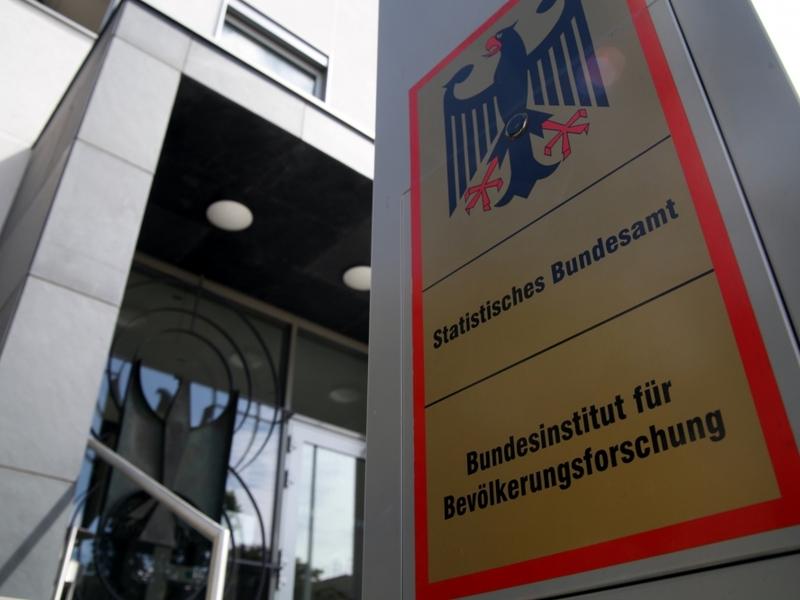 Statistisches Bundesamt - Foto: über dts Nachrichtenagentur