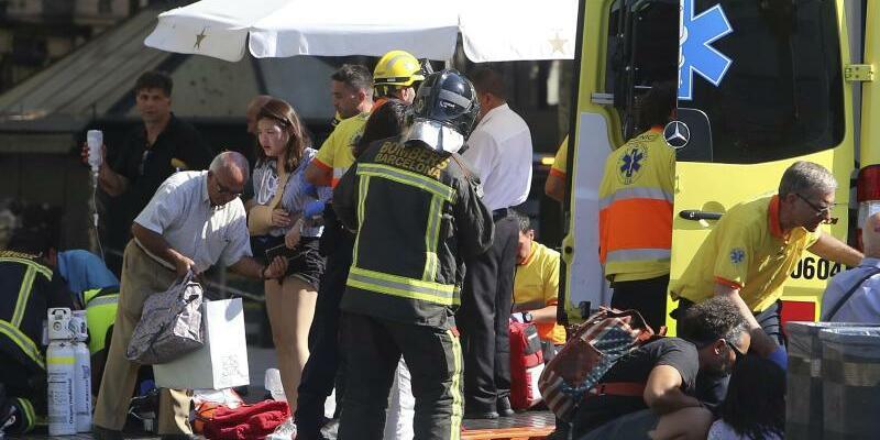 Terroranschlag in Barcelona - Foto: Oriol Duran