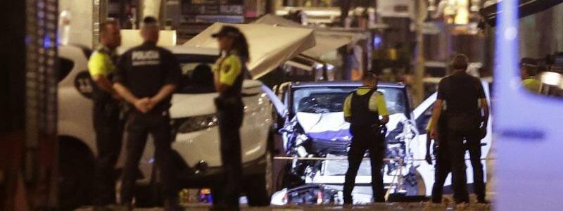 Anschlag in Barcelona - Foto: Manu Fernandez