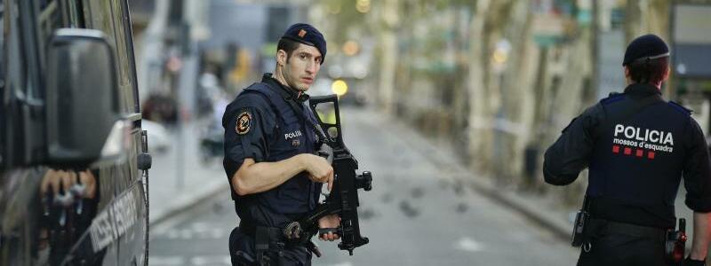 Nach Terroranschlag in Barcelona - Foto: Manu Fernandez
