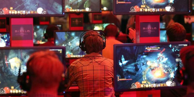 Gamescom - Foto: Oliver Berg