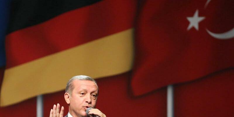 Recep Tayyip Erdogan - Foto: Oliver Berg