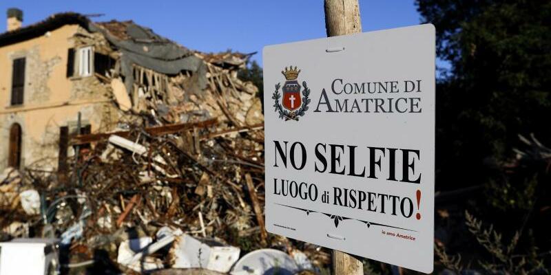 Keine Selfies! - Foto: Gregorio Borgia