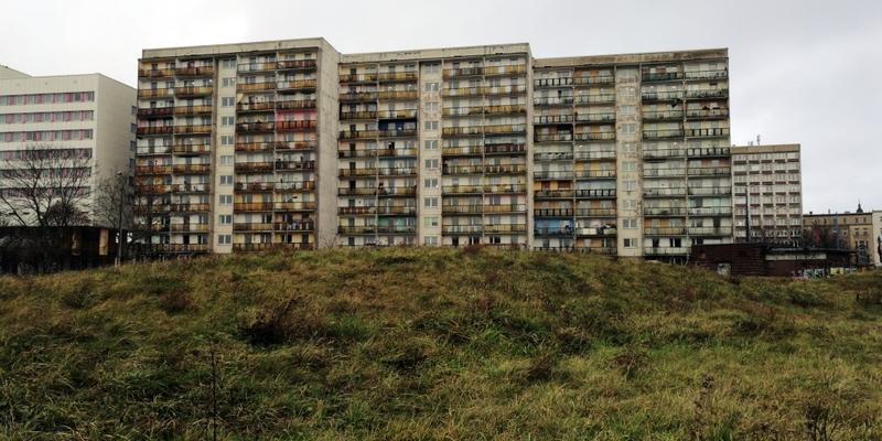 Plattenbauten in Halle (Saale) - Foto: über dts Nachrichtenagentur