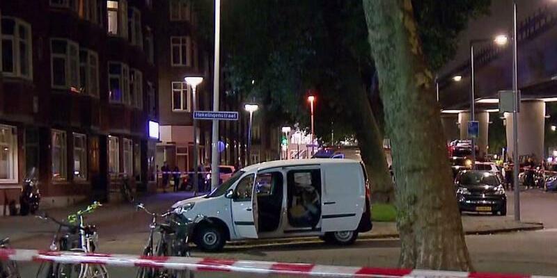 Rotterdam: Popkonzert nach Terrorwarnung abgesagt - Foto: Uncredited/RTL