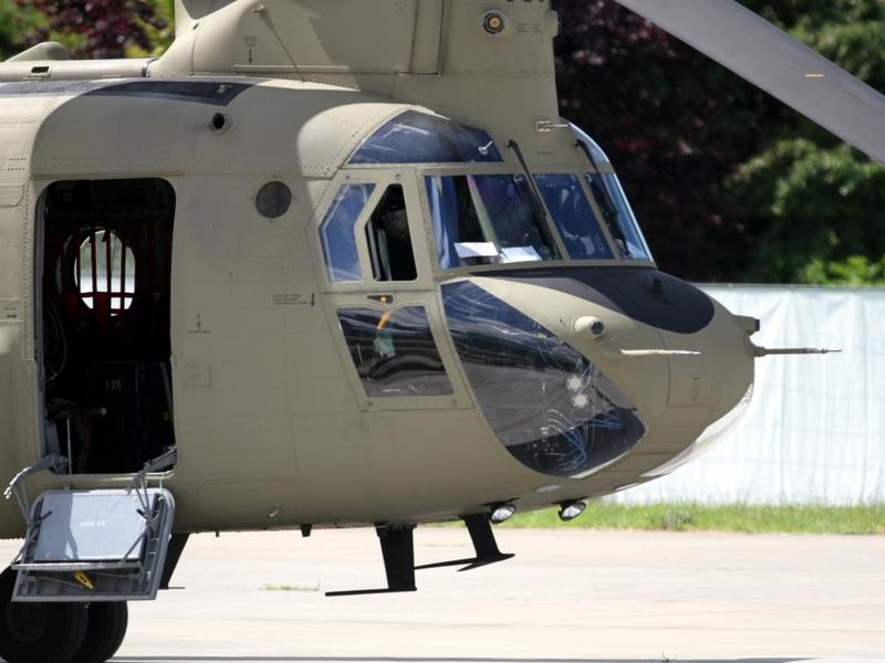 Hubschrauber der US-Army - Foto: über dts Nachrichtenagentur