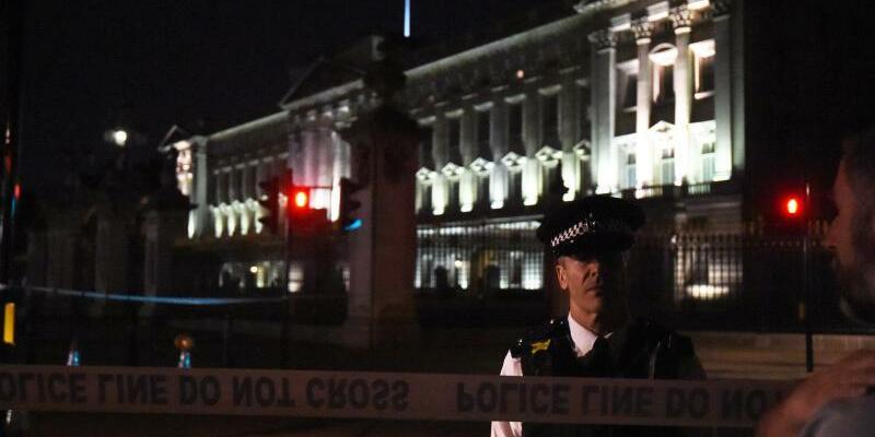 Vorfall am Buckingham-Palast - Foto: Lauren Hurley