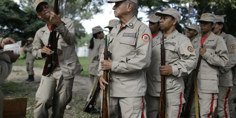 Krise in Venezuela - Foto: Ricardo Mazalan