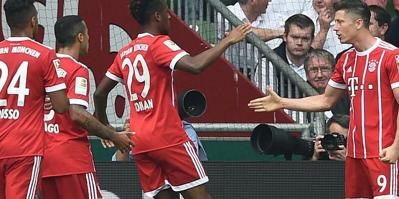 Werder Bremen - Bayern München - Foto: Carmen Jaspersen