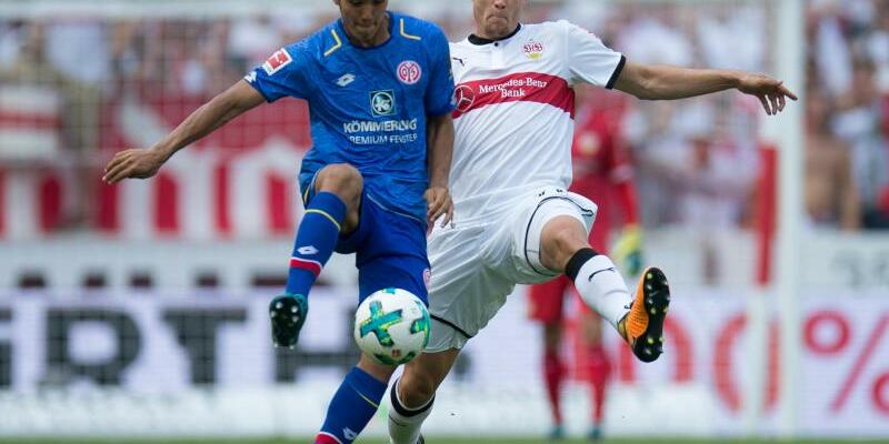 VfB Stuttgart - FSV Mainz 05 - Foto: Deniz Calagan
