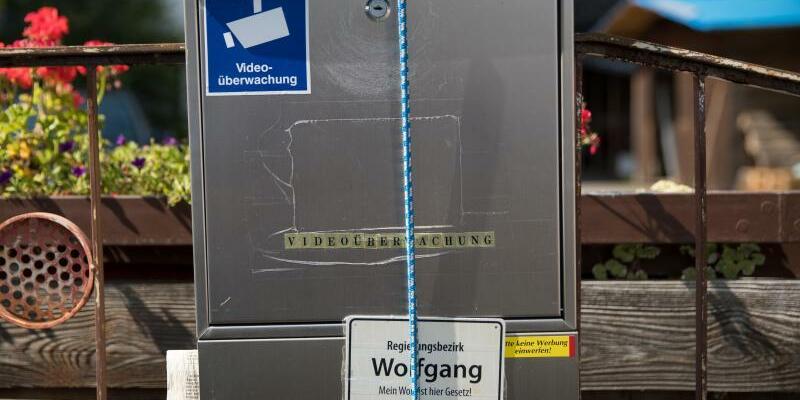 Briefkasten am Anwesen des «Reichsbürgers» Wolfgang P. - Foto: Daniel Karmann