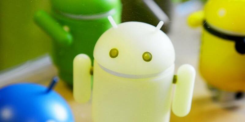 Android - Foto: Britta Pedersen/dpa