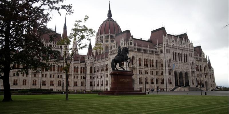 Ungarisches Parlament - Foto: über dts Nachrichtenagentur