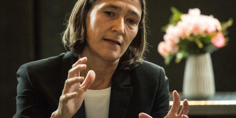 Susanne Gaensheimer - Foto: Federico Gambarini