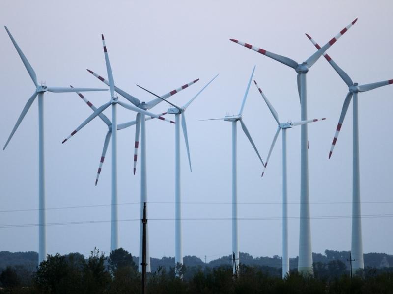 Windräder - Foto: über dts Nachrichtenagentur