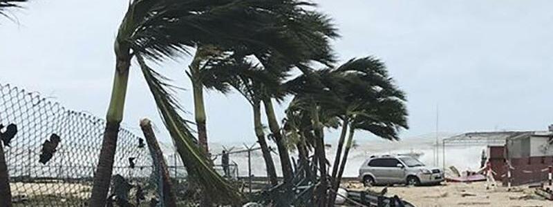 Hurrikan Irma - Foto: Jonathan Falwell/AP