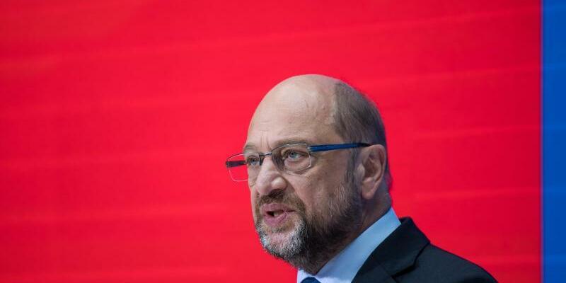 Martin Schulz - Foto: Bernd von Jutrczenka