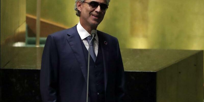 Andrea Bocelli - Foto: Jason Szenes