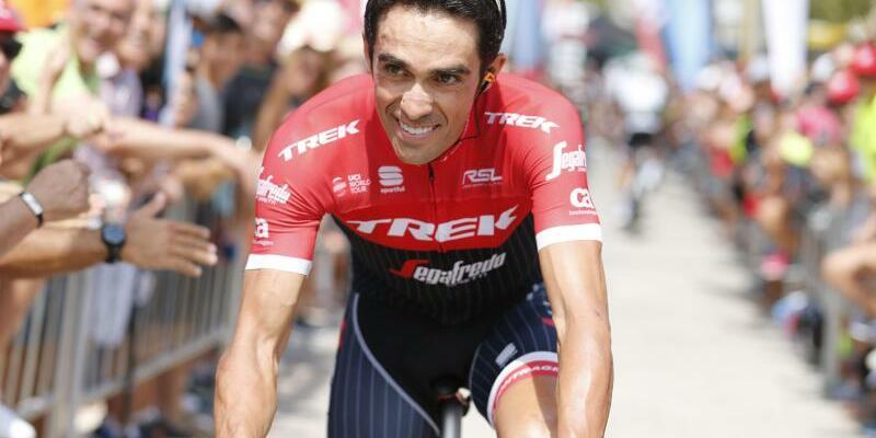 Alberto Contador - Foto: Yuzuru Sunada