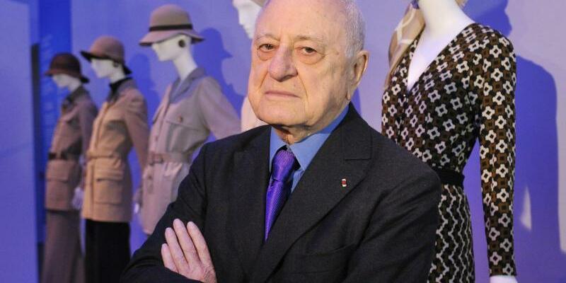 Pierre Bergé - Foto: Horacio Villalobos