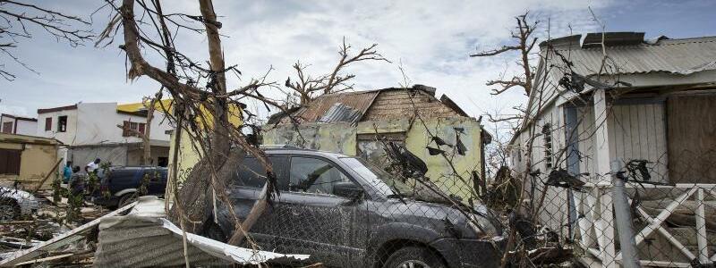 Hurrikan «Irma» - Foto: Gerben Van Es