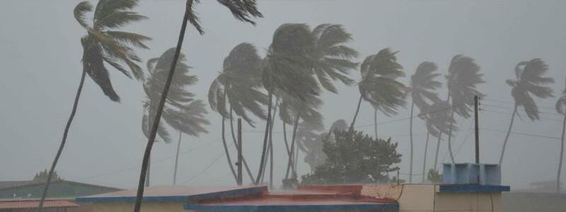 Hurrikan Irma - Foto: Armando E. Contreras Tamayo
