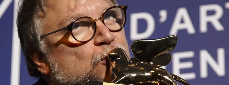 Filmfestival Venedig - Guillermo del Toro - Foto: Domenico Stinellis