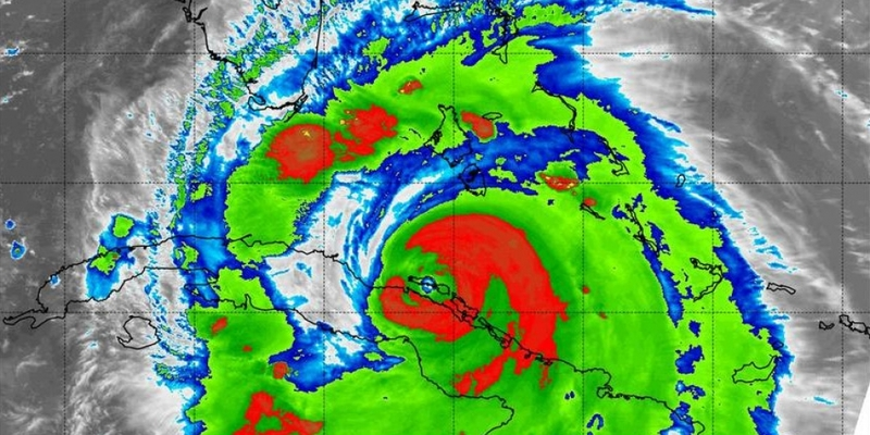 Hurrikan Irma - Foto: NASA/NRL, über dts Nachrichtenagentur