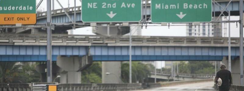 Miami - Foto: Roberto Koltun/Miami Herald/AP