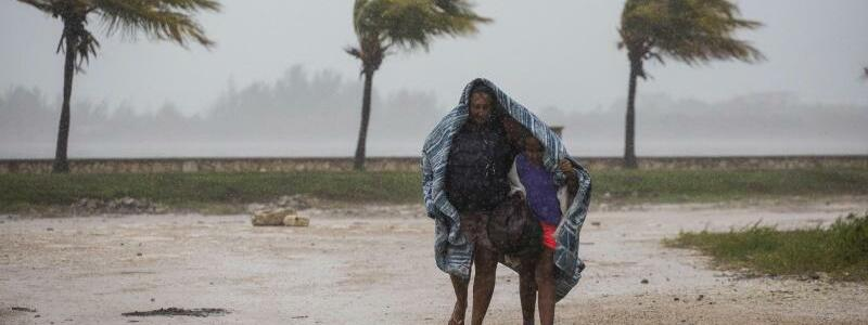 Hurrikan Irma - Foto: Desmond Boylan