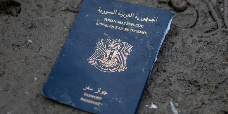 Syrischer Pass - Foto: Michael Kappeler