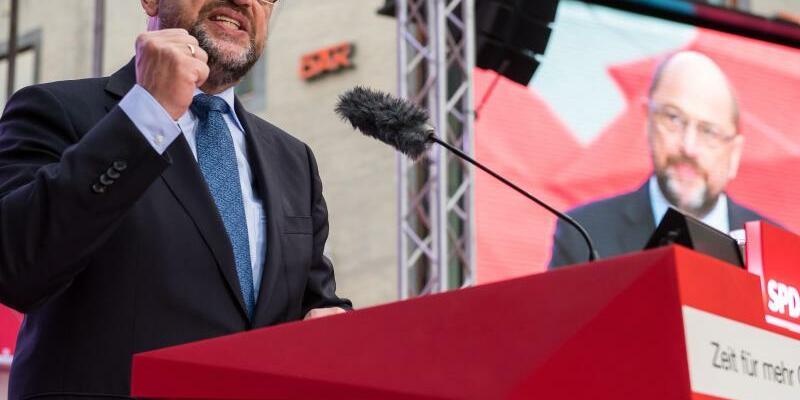 Wahlkampf - Foto: Guido Kirchner
