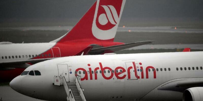 Air Berlin - Foto: Britta Pedersen