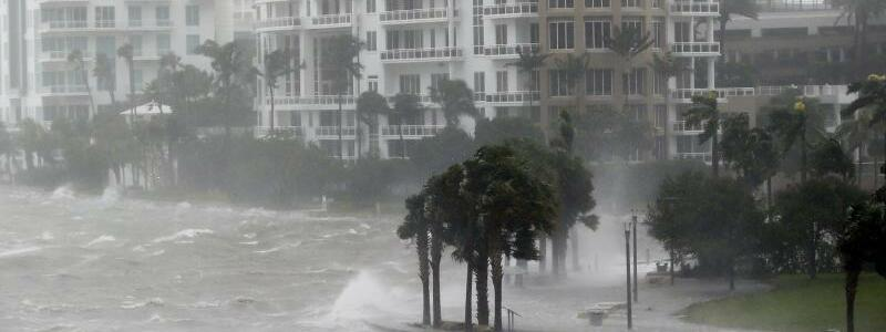 Hurrikan Irma - Foto: Wilfredo Lee