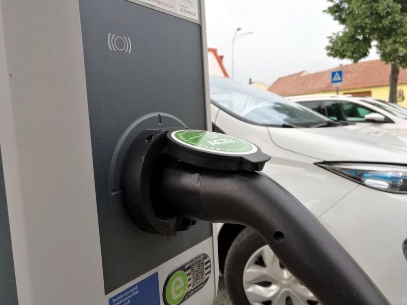 Stromtankstelle für E-Auto - Foto: über dts Nachrichtenagentur