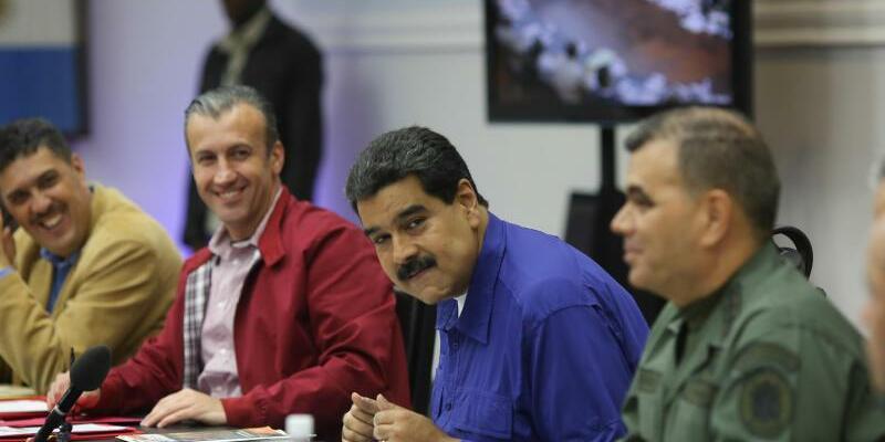 Krise in Venezuela - Foto: Prensa Miraflores