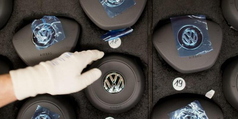 Volkswagen - Foto: Julian Stratenschulte/Archiv