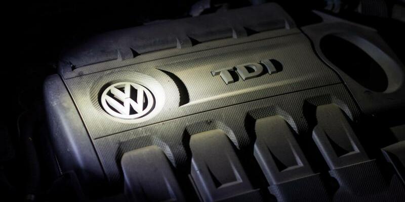 VW Dieselmotor - Foto: Patrick Pleul